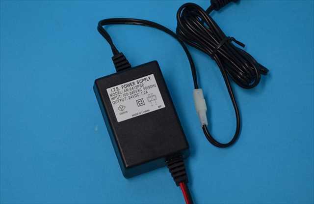 電子トランス(100V-24V DC1.2A)PSE取得